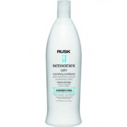 Rusk Sensories Calm Guarana and Ginger Nourishing Conditioner 33.8 Oz
