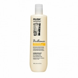 Rusk Sensories Brilliance Grapefruit and Honey Color Protecting Leave-In Cream Conditioner 13.5 Oz