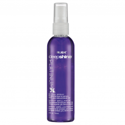 Rusk Deepshine Platinum X Shine Spray 4 Oz