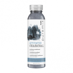 Rusk Puremix Activated Charcoal Purifying Conditioner 12 Oz