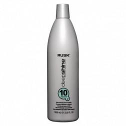 Rusk Deepshine Shine Enhancing Cream Developer 10 volume 5 Oz