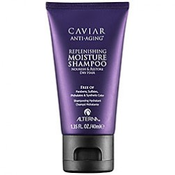 Alterna Caviar Replenishing Moisture Shampoo Travel Size 1.35 oz