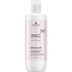 Schwarzkopf BC Bonacure Excellium Q10+ Plumping Shampoo 33.8 Oz