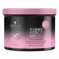 Schwarzkopf BC Bonacure Fibre Force Bonding Cream 16.9 Oz