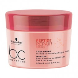 Schwarzkopf BC Bonacure Repair Rescue Nourish Treatment 1 Oz