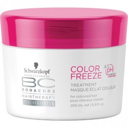 Schwarzkopf BC Bonacure Color Freeze Treatment 6.8 Oz.