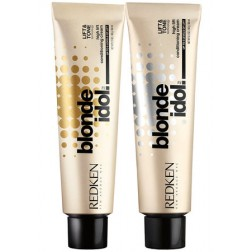 Redken Blonde Idol High Lift Conditioning Cream Haircolor 2 Oz