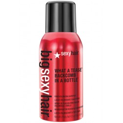 Sexy Hair Big Sexy Hair What A Tease Backcomb In A Bottle Firm Volumizing Hairspray 4.2 Oz