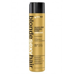 Sexy Hair Blonde Sexy Hair Bombshell Blonde Sulfate-Free Color Preserving Conditioner 10.1 Oz