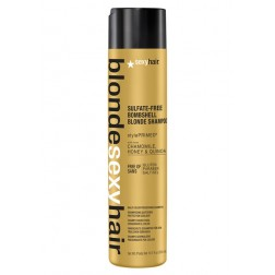 Sexy Hair Blonde Sexy Hair Bombshell Blonde Sulfate-Free Color Preserving Shampoo 33.8 Oz