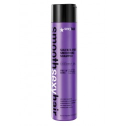 Sexy Hair Smooth Sexy Hair Sulfate Free Smoothing Shampoo 10 Oz