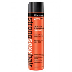 Sexy Hair Strong Sexy Hair Color Safe Strengthening Conditioner 10.1 Oz