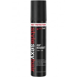 Sexy Hair Style Sexy Hair 450 Headset Heat Defense Setting Spray 8.5 Oz
