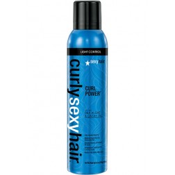Sexy Hair Curly Sexy Hair Curl Power Mousse 8.4 Oz