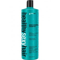 Sexy Hair Healthy Sexy Hair Moisturizing Shampoo 33.8 Oz