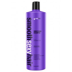 Sexy Hair Smooth Sexy Hair Sulfate Free Smoothing Shampoo 33.8 Oz