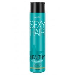 Sexy Hair Healthy Bright Blonde Shampoo 10.1 Oz