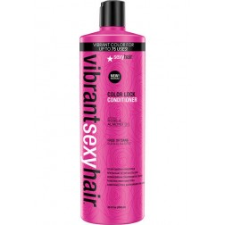 Sexy Hair Vibrant Sexy Hair Sulfate-Free Color Lock Color Conserve Conditioner 33.8 Oz