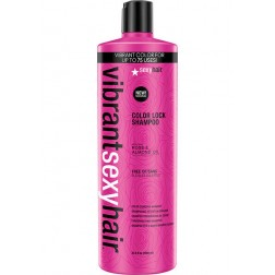 Sexy Hair Vibrant Sexy Hair Sulfate-Free Color Lock Color Conserve Shampoo 33.8 Oz