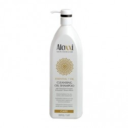 Aloxxi Essential 7 Cleansing Oil Shampoo 33.8 Oz