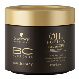 Schwarzkopf BC Bonacure Oil Miracle Gold Shimmer Treatment 5.1 Oz.