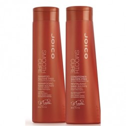 Joico Smooth Cure Shampoo & Conditioner Duo 10 Oz.