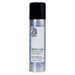Style Edit Glitter Rush Glitter Spray 2 Oz