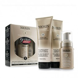 System 6 Starter Kit by Nioxin