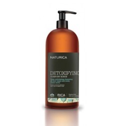 Rica Naturica Detoxifying Comfort Shampoo 33.8 Oz (1000 ml)