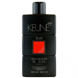Keune Tinta Developer 10 Vol. 3% 33.8 Oz