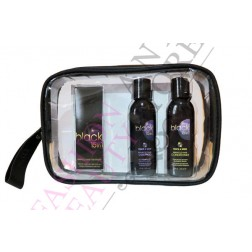 Black 15 in 1 Miracle Signature Travel Kit