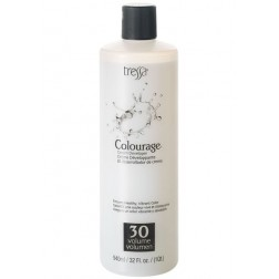 Tressa Colourage Permanent Hair Color Developer 30-Volume 32 Oz