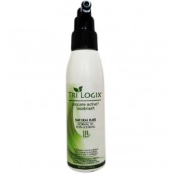 TriLogix Labs Natural Hair Procare Active3 Treatment 3.4 Oz