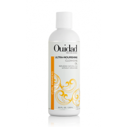 Ouidad Curl Recovery Ultra Nourishing Cleansing Oil Sulfate Free Shampoo 2.5 Oz