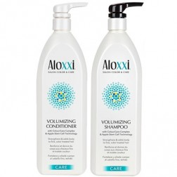 Aloxxi Volumizing Shampoo & Conditioner Duo Liter