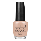 OPI Lacquer Pale to the Chief W57 0.5 Oz