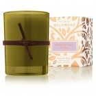 Thymes Woodland Violet and Mint Votive Candle