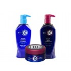 Its a 10 Miracle Moisture Shampoo 10 Oz, Daily Conditioner Oz And Hair Mask 8 Oz