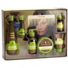 Macadamia Natural Oil 7 piece Intro Kit