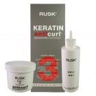 Rusk Anticurl #3 Resistant formula
