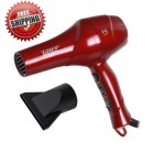 Taiff Onix Red 1900W Ceramic / Ionic Hair Dryer