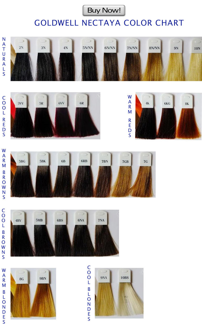 Goldwell elumen color chart of oya hair color chart dagpress goldwell nectaya color chart nvjuhfo Images